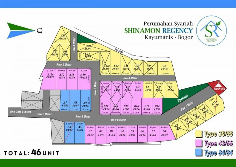 Shinamon Regency Kayu Manis Bogor 2