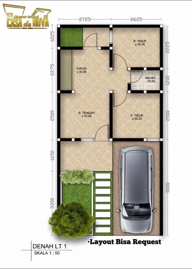 Casa de Nova Cibinong 1
