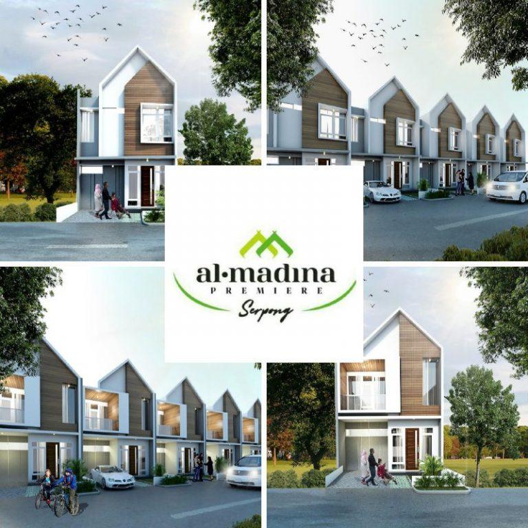 Al Madina Premiere Serpong Tangerang 1