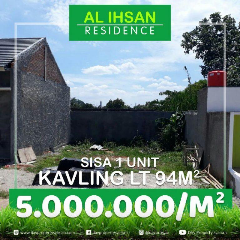 Al-Ihsan Residence, Serua, Depok 1