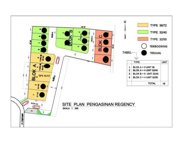 Pengasinan Regency Gunung Sindur 2