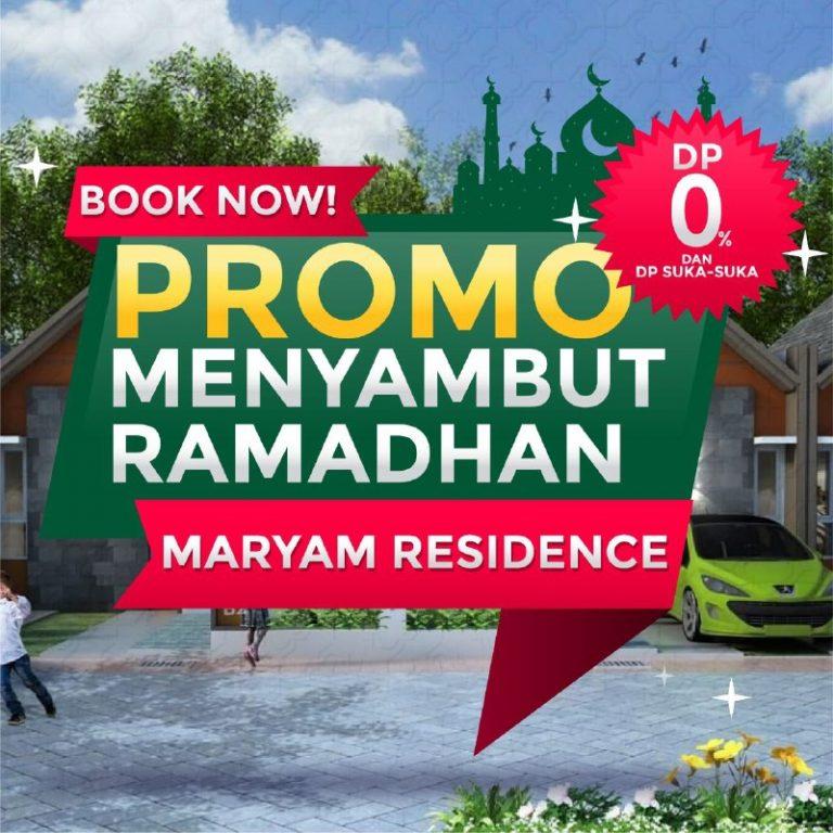 Maryam Residence Setu Bekasi 1