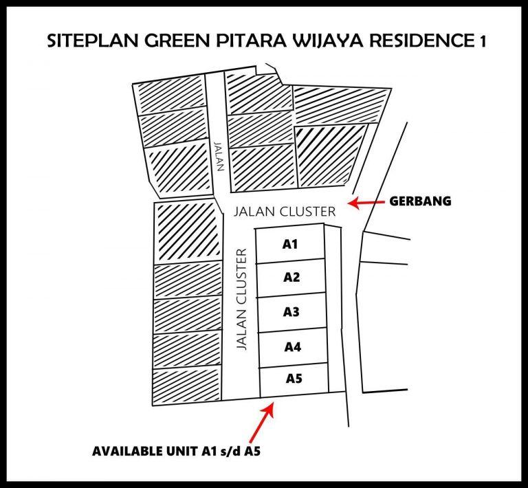Perumahan Syariah Green Pitara Wijaya Residence 1 3