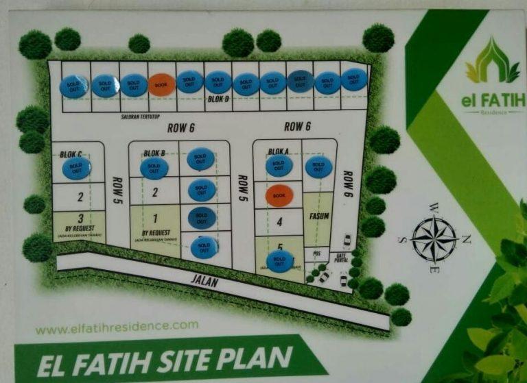El Fatih Residence Tambun Selatan Bekasi 4