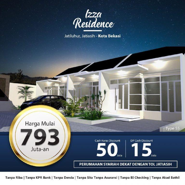 Izza Residence Jatiasih 3