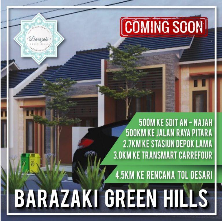 Barazaki Green Hills 1