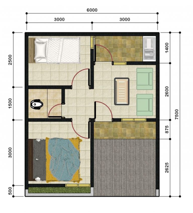 Green Residence Pancawati Karawang 3