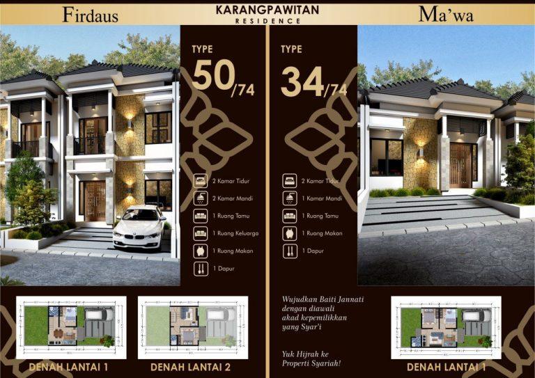 Karangpawitan Residence Karawang 1