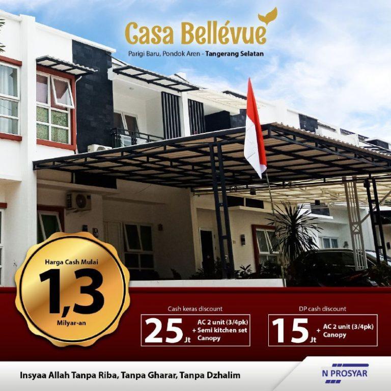 Cassa Belle'vue Residence Bintaro Tangerang 1