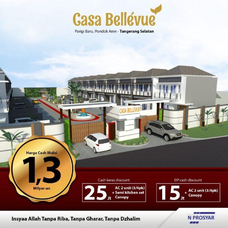 Cassa Belle'vue Residence Bintaro Tangerang 2