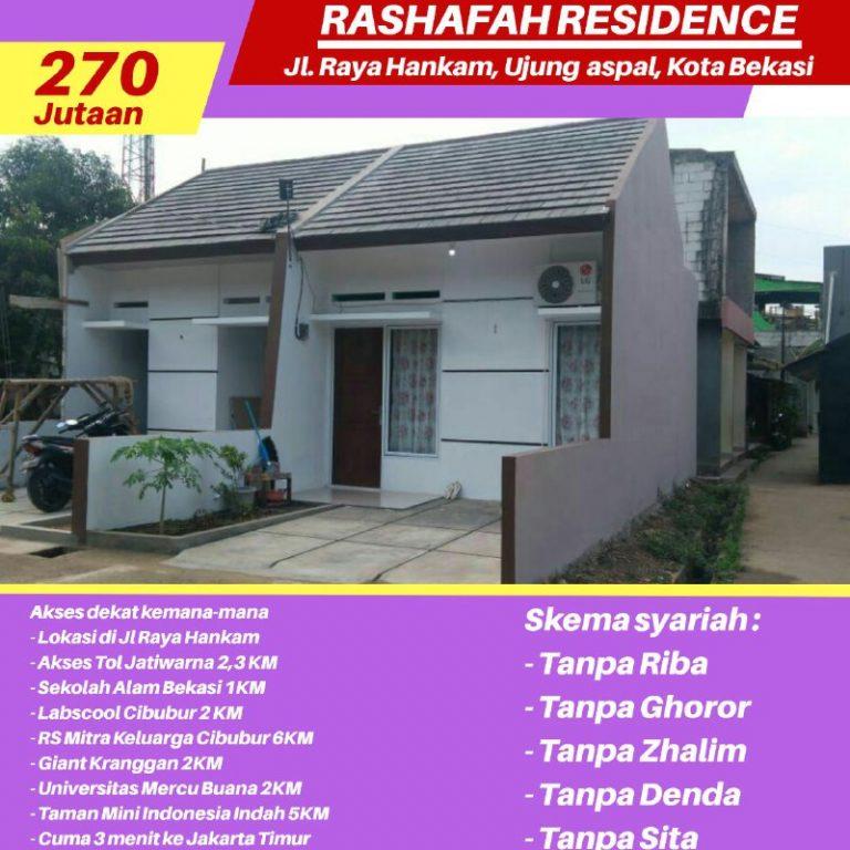 Rashafah Residence Pondok Melati Bekasi 1