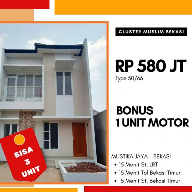 Villa Gading Residence Mustikajaya Bekasi 1