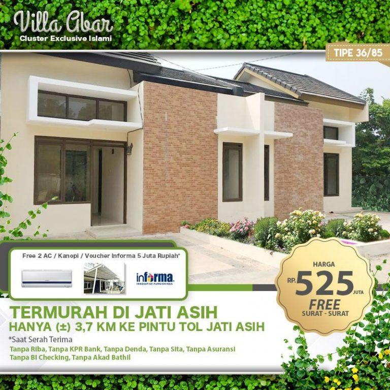 Villa Abar Jatiasih Bekasi 2