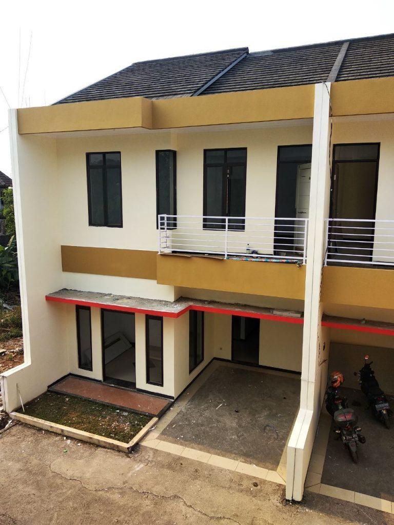 Town house D'Puspita Kranggan Bekasi 2