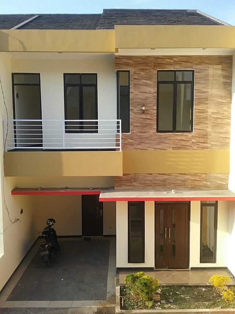 Town house D'Puspita Kranggan Bekasi 1