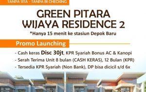 3. Green Pitara Wijaya Residence 2.1